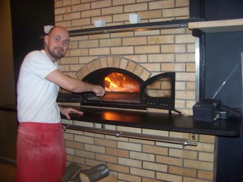 cucina pizza