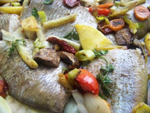 ryba z warzywami1