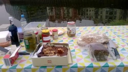 stół piknikowy